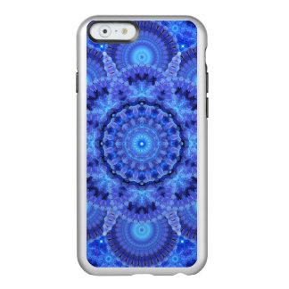 Azure Harmony Mandala Incipio Feather® Shine iPhone 6 Case