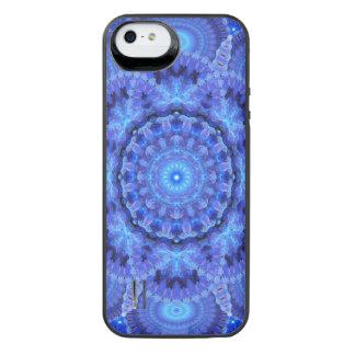 Azure Harmony Mandala iPhone SE/5/5s Battery Case