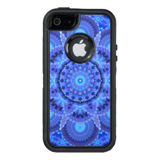 Azure Harmony Mandala OtterBox iPhone 5/5s/SE Case