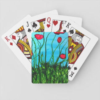 Azure Playing Cards