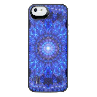 Azure Shield Mandala iPhone SE/5/5s Battery Case