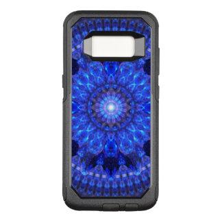 Azure Shield Mandala OtterBox Commuter Samsung Galaxy S8 Case