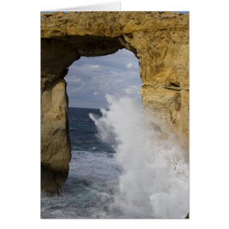 Azure Window Card
