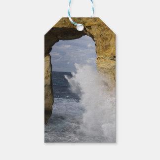 Azure Window Gift Tags