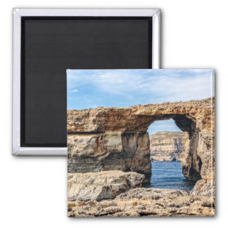 Azure Window in Malta Magnet