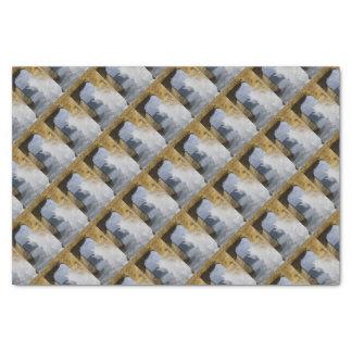 Azure Window Tissue Paper