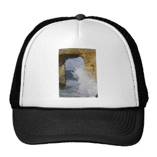 Azure Window Trucker Hat