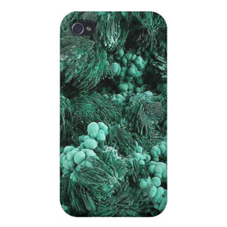 Azurite Malachite Forest iPhone 4/4S Case