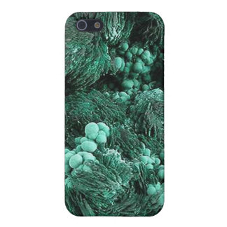 Azurite Malachite Forest iPhone 5 Covers