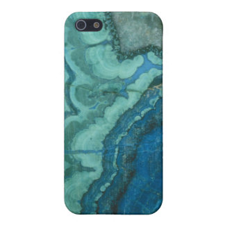 Azurite Malachite iPhone 5 Cover