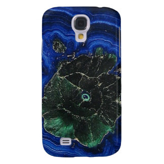 Azurite Malachite Island iphone3 case