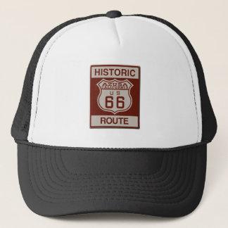 AZUSA66 TRUCKER HAT