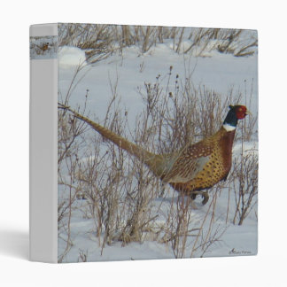 B0023 Ring-necked Pheasant Binders