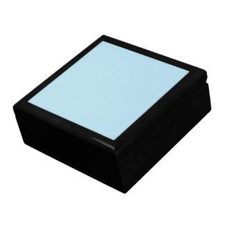 B06 Light Blue Color Gift Box