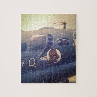 B17 Bomber Suzy Q Jigsaw Puzzle