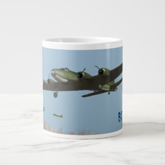 B17 Flying Fortress Jumbo Mug