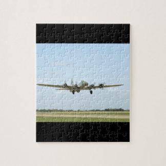 B17, Landing. (plane;b17_WWII Planes Puzzle