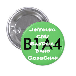 B1A4 Fan Button