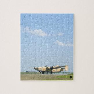 B24 Liberator. (plane;b24_WWII Planes Puzzle