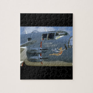 B25 'Special Delivery'_WWII Planes Jigsaw Puzzle