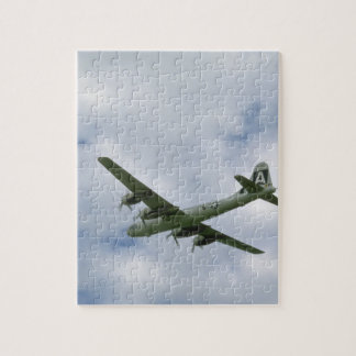 B29 From Below. (plane_WWII Planes Puzzle
