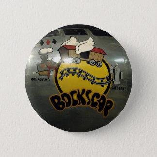 """B29 Superfortress """"Bockscar"""" 2 Inch Round Button"""
