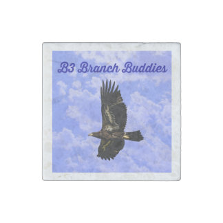 B3 Branch Buddies Stone Magnets