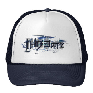 B3atz Design 1 Trucker Hat