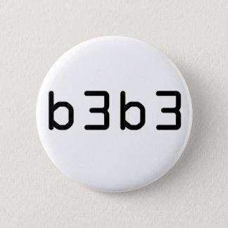 b3b3 2 inch round button