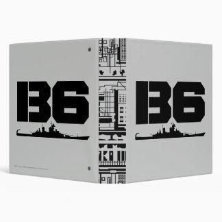 B6 BINDER