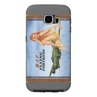 B-17 Flying Fortress Samsung case Samsung Galaxy S6 Cases