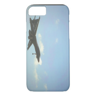 B-1 Bomber_Military Aircraft iPhone 7 Case