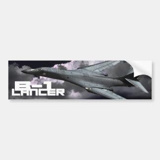 B-1 Lancer Bumper Sticker