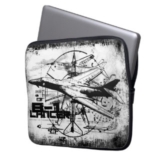 B-1 Lancer Neoprene Laptop Sleeve 13 inch