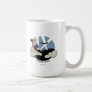 B-1B 9th Bomb Squadron Wall Art Coffee Mug