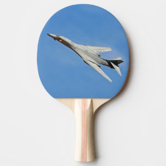 B-1B Lancer Bomber Wings Swept Ping Pong Paddle