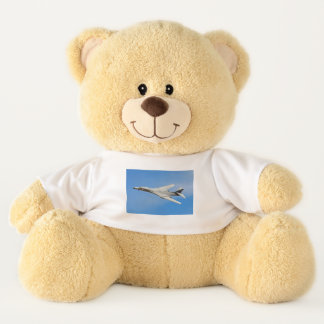 B-1B Lancer Bomber Wings Swept Teddy Bear