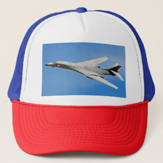 B-1B Lancer Bomber Wings Swept Trucker Hat