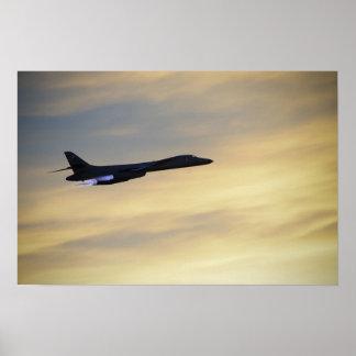 B-1B Lancer Posters