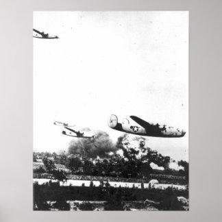 B-24 Liberators Poster