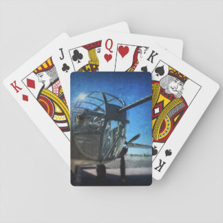 B-25 Bomber Playing Cards