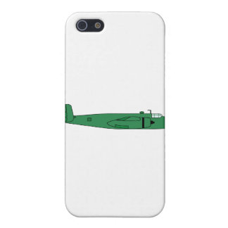 B-25 Miltchell Profile iPhone 5 Cases