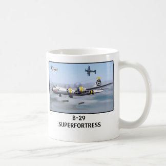 B-29 Bomber Coffee Mug