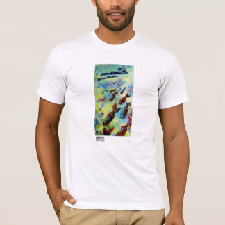 B-29, Fine Art T-Shirts For Men