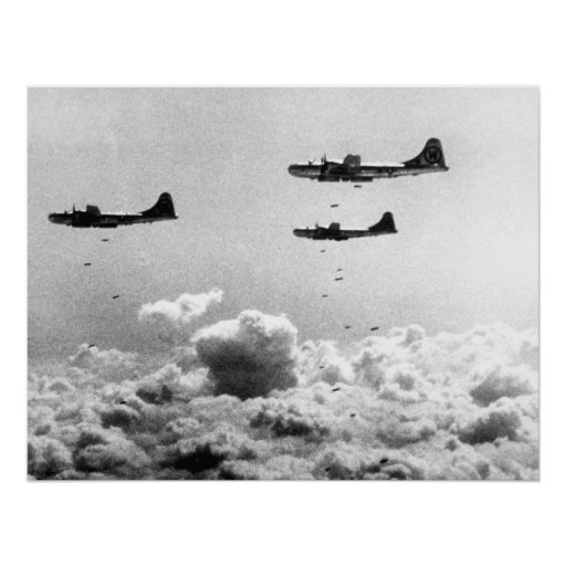 B-29 Superfortresses Poster