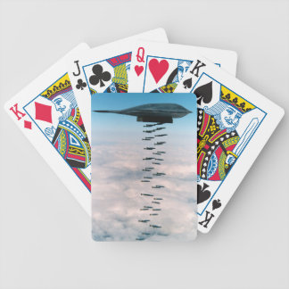 B-2 Bomber playing cards