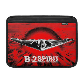B-2 Spirit MacBook Air Sleeve Rickshaw Sleeve