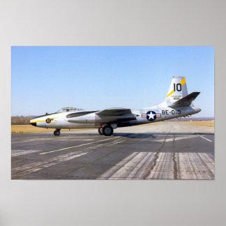 B-45C Tornado Poster