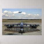 B-52 Stratofortress Poster