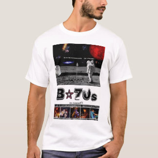 B-70s Official TShirt Poster